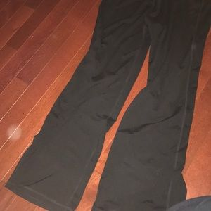 Danskin Pants - Danskin semi fitted wide leg pants size XL